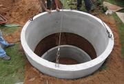 Кольца бетонные для сливных ям цена в Николаеве