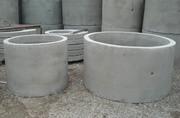 Кольца бетонные колодезные кс 10-9,  кс 15-9 размеры 1м,  1, 5м Николаев