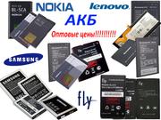 Оптовая продажа защитных стекол и АКБ для всех моделей телефонов!!