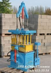 Вибропресс для производства стеновых блоков цена