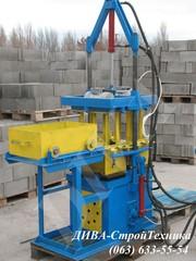 Вибропресс для производства бетонных блоков цена