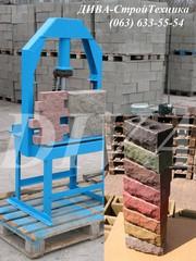 Камнекольный пресс кп-52 Колочный пресс для блоков цена