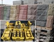 Формы для изготовления декоративного искусственного камня купить