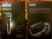 Бритва Braun Series 5 Hugo Boss