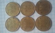 монеты украины 1992 г.
