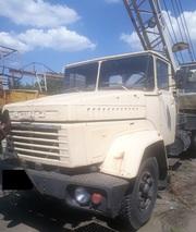 Продаем автокран КС-4562,  20 тонн,  КрАЗ 250,  1993 г.в.