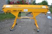 Листогибы ручные Sorex ZGR-1660 и не только.