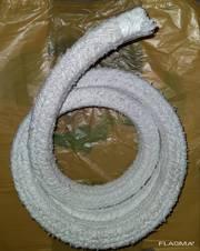 Шнур асбестовый плетёный