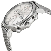 IWC Portofino Silver Dial Chronograph Men's Watch IW391005