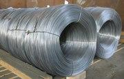 Проволока стальная низкоуглеродистая ГОСТ 3282-74 мягкая в ассортимент