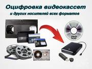 оцифровка фото и видеоматериалов