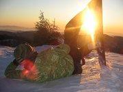 Cвободные места на Новый Год, Карпаты